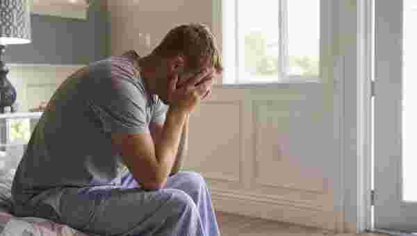 افسردگی در مردان