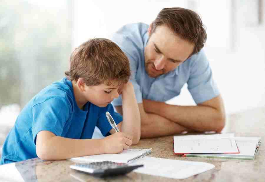 کاهش استرس کودکان در مدرسه