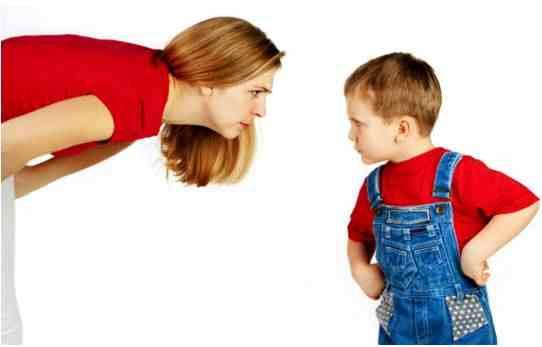 برخورد با کودکان لجباز