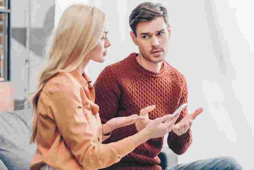بد رفتاری همسر - رفتار بد شوهر و زن (5)