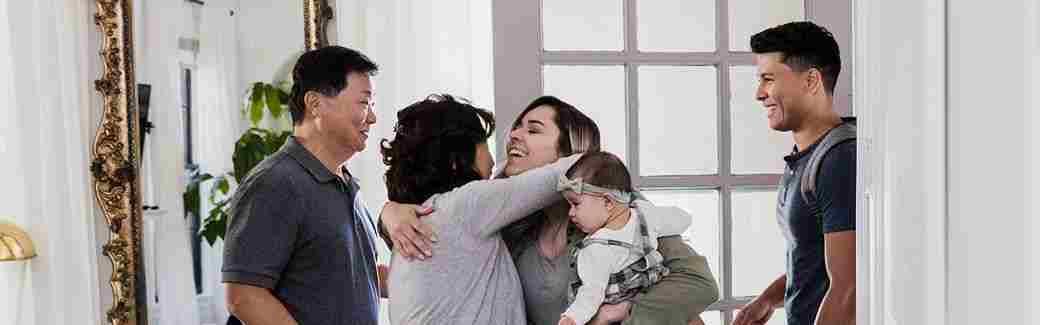 وابستگی به خانواده بعد از ازدواج