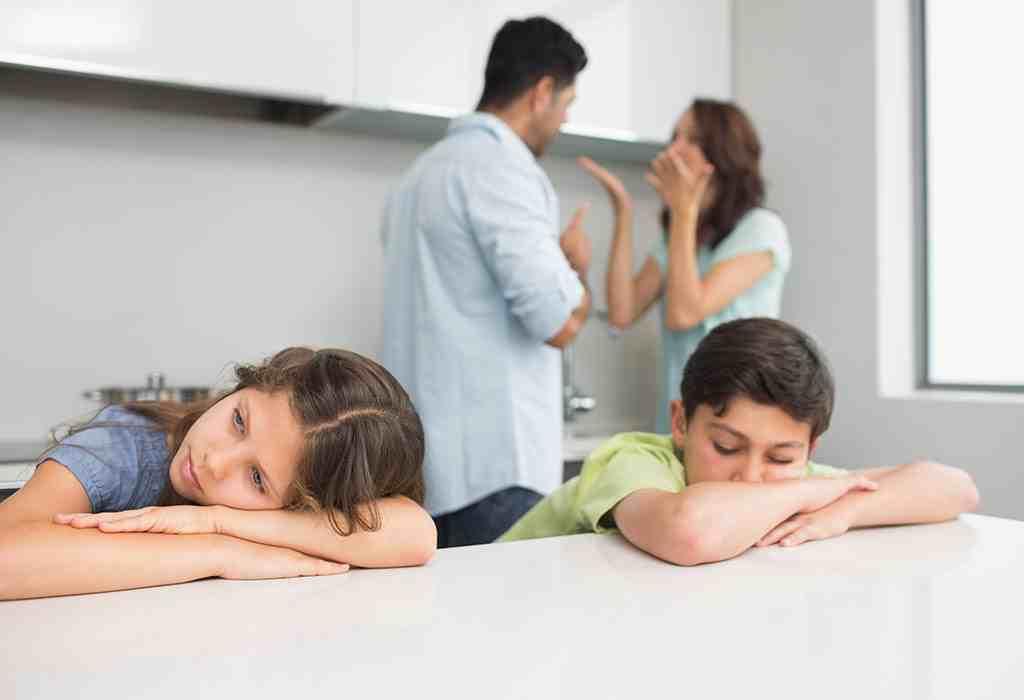 علت جرو بحث های خانوادگی و بی احترامی فرزندان به والدین
