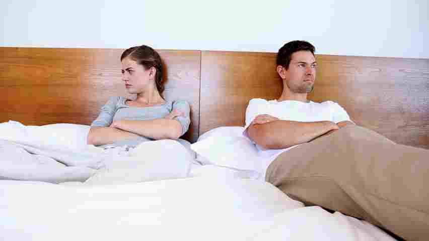 شناسایی مشکلات جنسی زنان که مردان باید بدانند