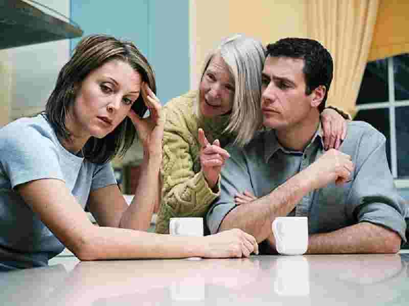 زندگی با خانواده همسر، چند تر�ند برای برقراری صلح