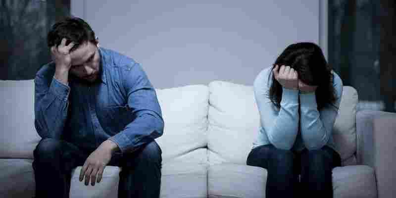 دلایل گریه زنان و مردان پس از ارگاسم