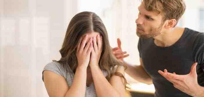 پرخاشگری همسر