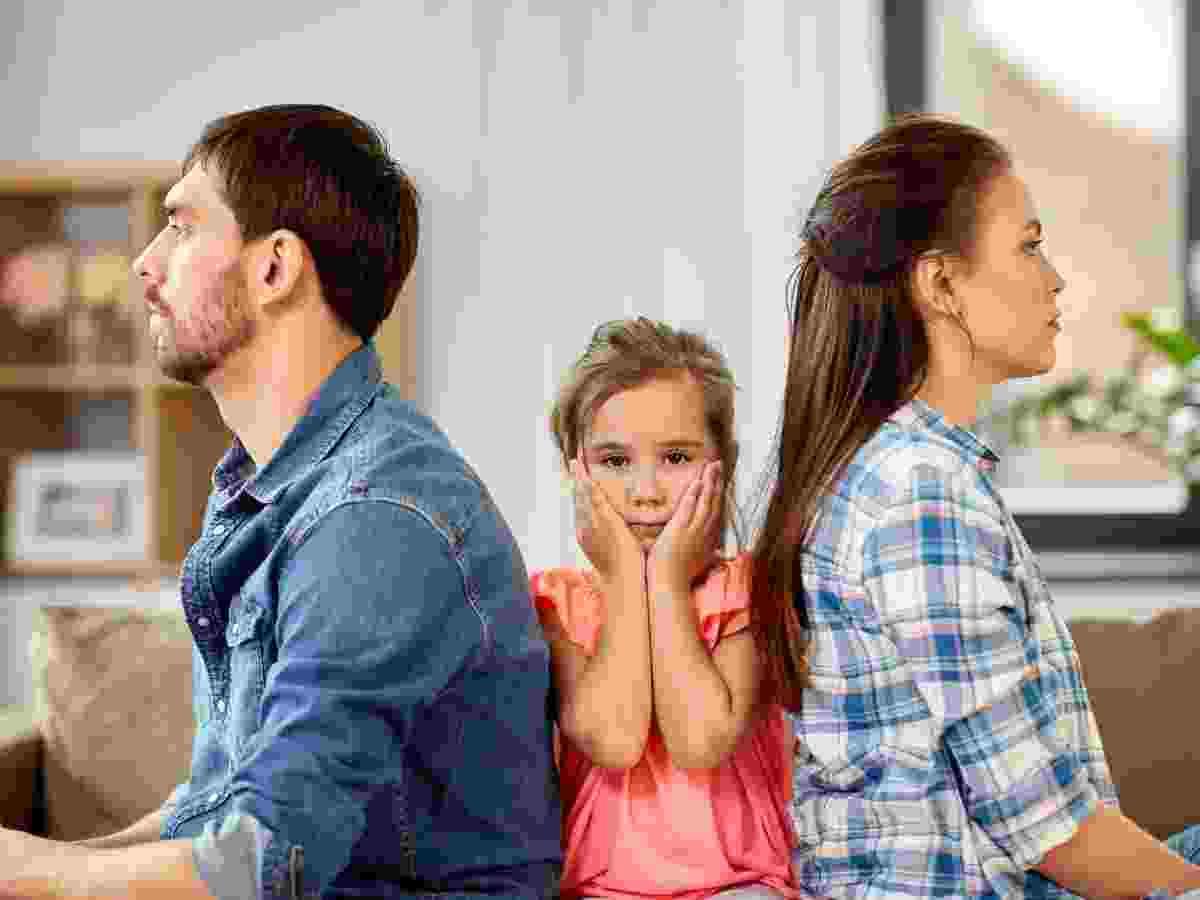 تربیت یک فرزند شاد و سالم پس از طلاق