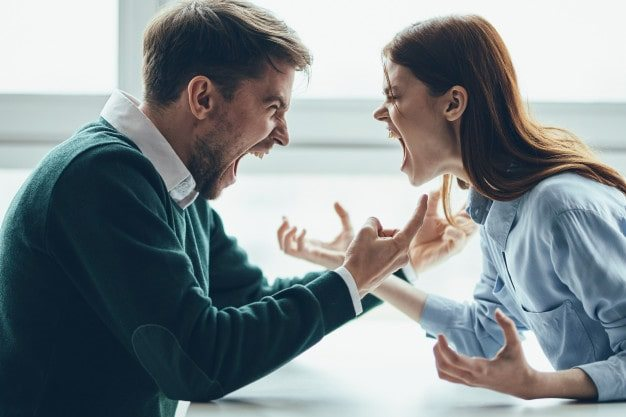 آیا وقتی عصبانی هستید نباید رابطه جنسی داشته باشید؟